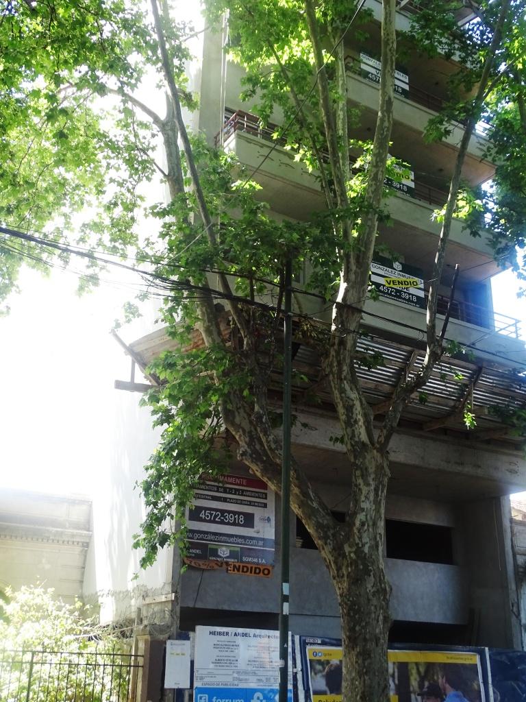 12 De Octubre 1850 9 B 2 Ambientes En Duplex Entrega Mayo 2018  # Cea Muebles Paternal